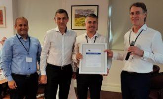 Eurodis zeichnet beste europäische Logistikdienstleister aus
