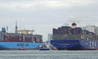 Umschlag im Hafen Rotterdam steigt um 3,9 Prozent