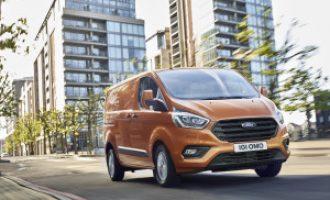 Ford unveils new Transit Custom