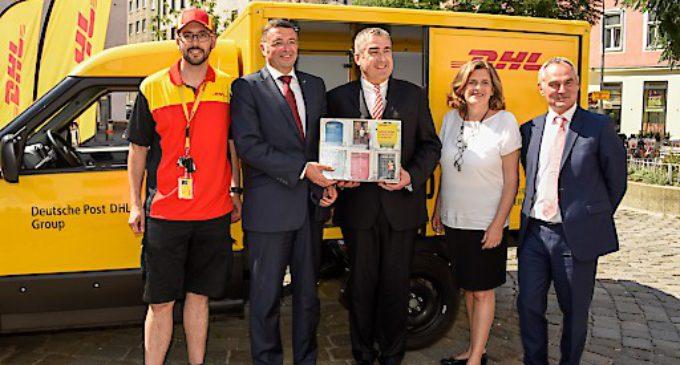E-Mobilität – DHL stellt erstmals in Österreich Pakete mit Elektrofahrzeugen zu