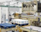 Generalunternehmer Aberle mit innovativer Pallettierlösung auf der LogiMAT 2015