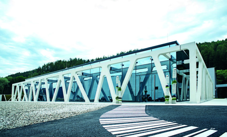 KNAPP Systemintegration baut Führungsteam aus Rudolf Hansl verstärkt ab April die Geschäftsführung