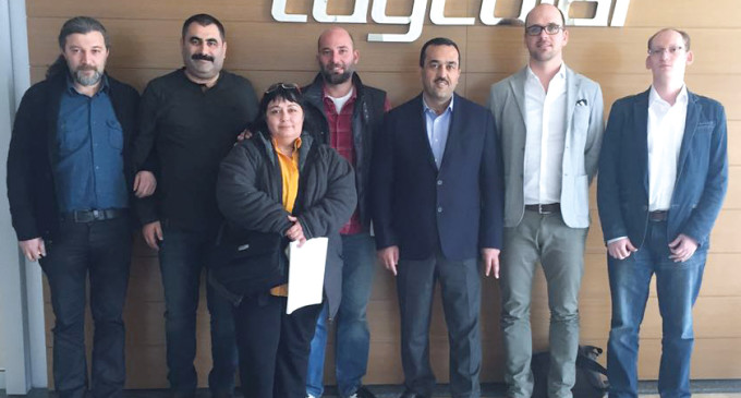 Ingenia to supply transport technology for a new galvanising plant in Turkey