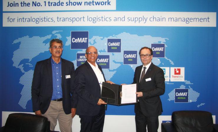 CeMAT INDIA und SIMHEM schließen enge Partnerschaft
