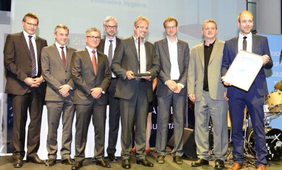 Hagleitner Hygiene räumt den Österreichischen Logistik-Preis ab