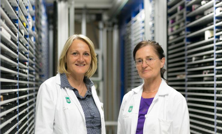 Apotheke 4.0 – Kommissioniertechnologie aus der KNAPP-Gruppe managt Krankenhausapotheke