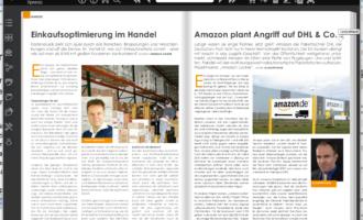 Amazon plant Angriff auf DHL & Co.