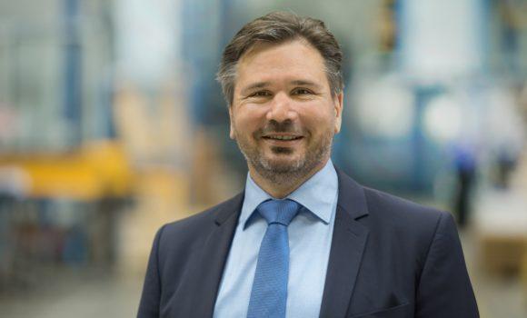 Lacher neuer Vertriebschef für Zentraleuropa bei Kardex Remstar