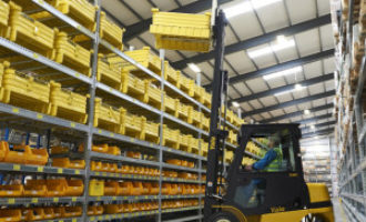 Briggs highlights new products from Hyster and Yale