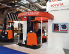 New trucks on show at IMHX