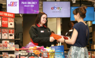 Digital click and collect for 200 Sainsbury's stores