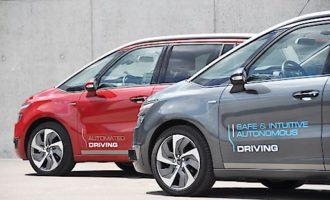 Bereits 60.000 Kilometer im autonomen Modusvon Demonstrationsfahrzeugen der Groupe PSA zurückgelegt