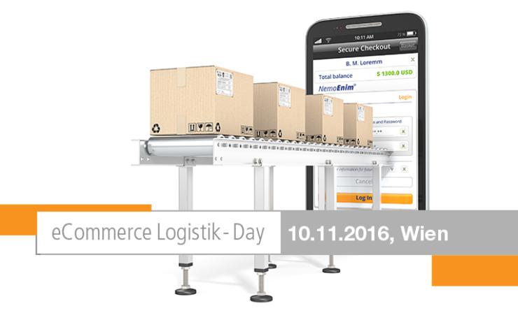 Jetzt anmelden zum eCommerce Logistik-Day in Wien