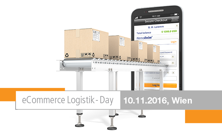 """eCommerce Logistik-Day"""" – Revolution im dynamischen MultiChannel"""