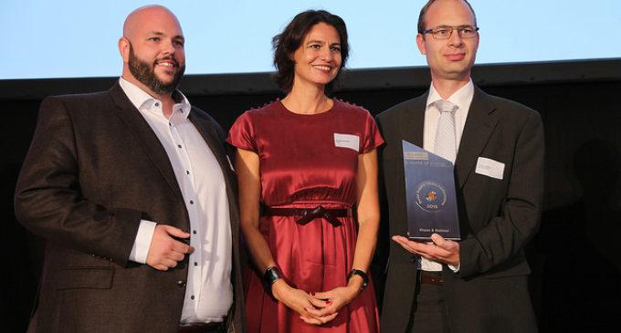 """Kraus & Naimer: Gewinner des REXEL-Lieferanten Award """"Beste Supply Chain Performance"""""""