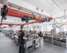 HAHN+KOLB auf der LogiMAT 2017: Rostfreie Handlingsysteme für Lebensmittelindustrie