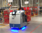JBT introduces new line of standard counterbalance Automatic Guided Vehicles at LogiMAT 2017