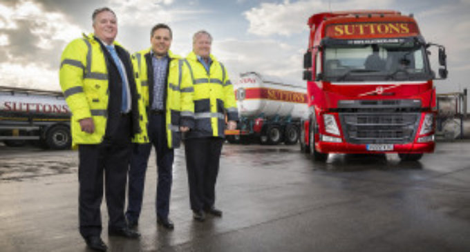 Suttons invests £17m in 200-strong fleet