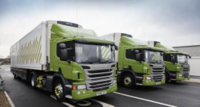 Waitrose launches biofuel truck fleet