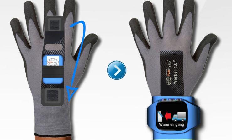 Neues Produkt: Werker 4.0 © – der Daten erFASSER