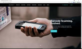 LogiMAT 2017: Scandit zeigt mobile Multiscanning-Funktion als Innovation für Logistik