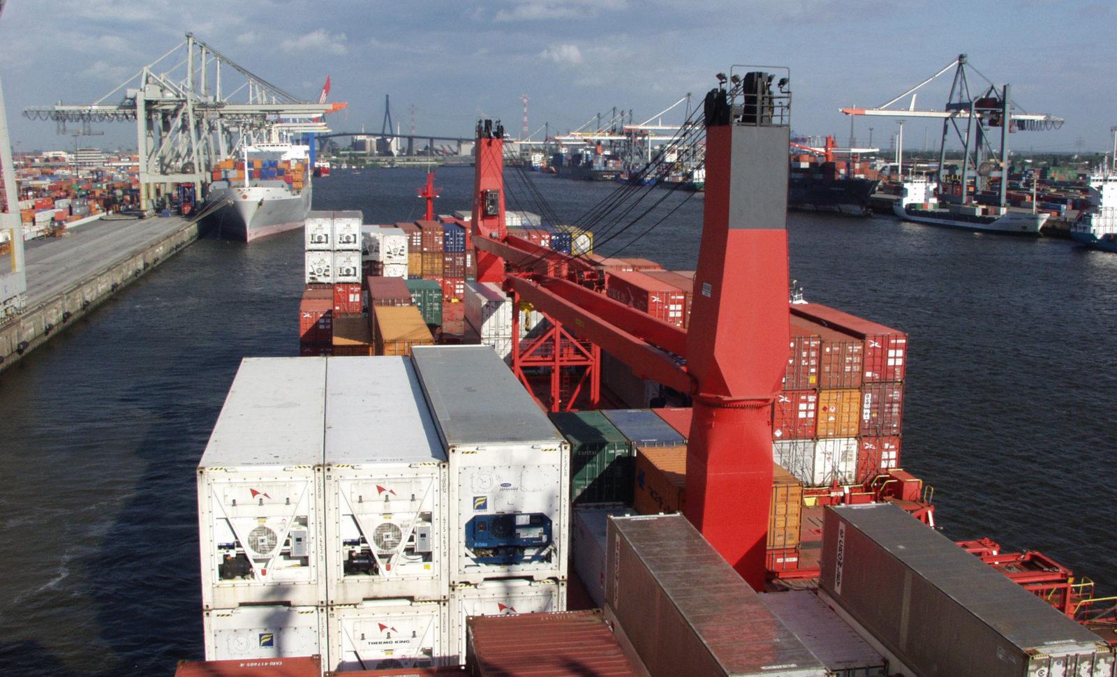 HHLA will Motor des digitalen Wandels im Hamburger Hafen sein