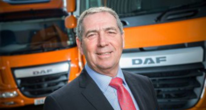 DAF's Ray Ashworth to retire