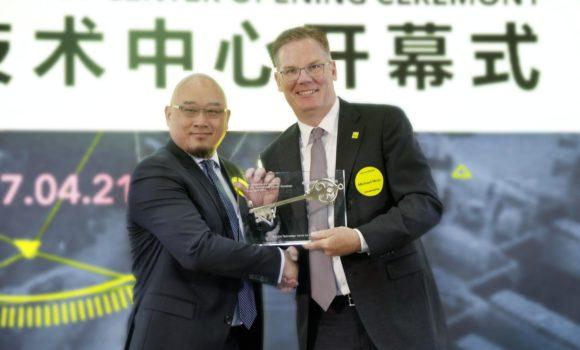 Näher am Kunden: Erlebbare Intralogistik in China