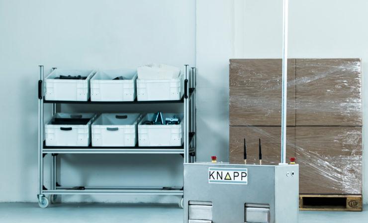 KNAPP zeigt Open Shuttle Innovationen beim 33. BVL Logistik Dialog