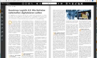 Roadmap für die Logistik 4.0
