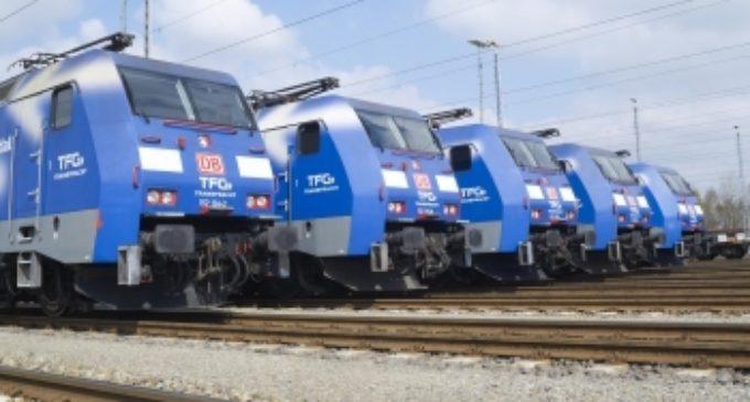 TFG Transfracht bindet Hafen Koper an