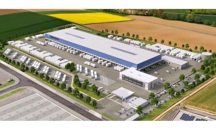 Hermes eröffnet neues Logistikzentrum für 44 Millionen Euro