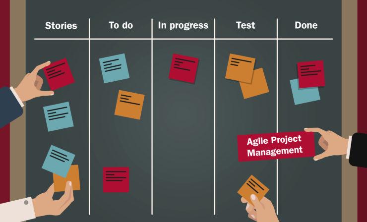 Online-Umfrage: Welche Rolle spielt agiles Projektmanagement in Logistik und Außenwirtschaft?