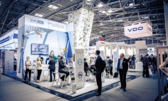 EURO-LOG auf der transport logistic 2017: Vier Tage voller IT-Neuheiten, intensiver Gespräche und Kletterspaß