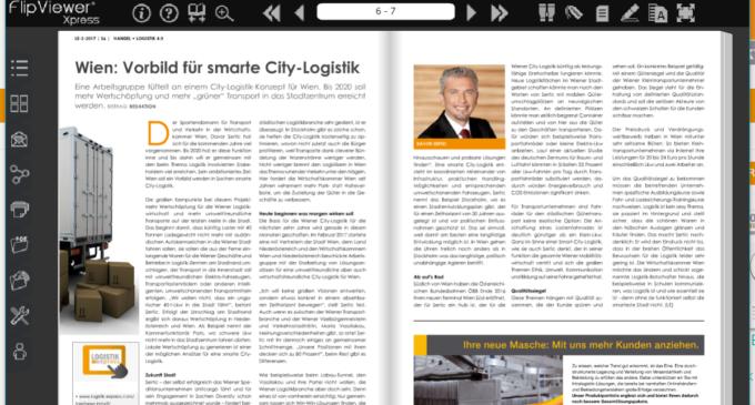 Wien als Vorbild für smarte City-Logistik