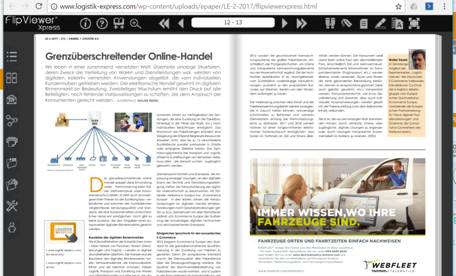 Grenzüberschreitender online Handel: Das digitale Kollektiv löst analoge Einzelkämpfer ab