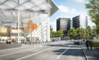Messe Düsseldorf Group steuert Besucher-Management mit Qlik. Profiteure sind Logistik & Sicherheit
