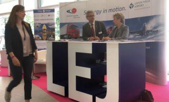 ITF 2017: Logistiknetzwerk präsentiert Mitteldeutschland auf Weltverkehrsforum