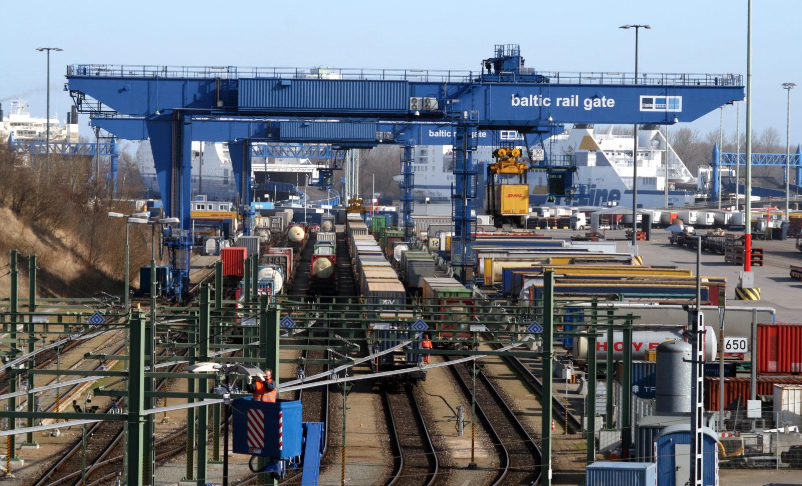 Neue Intermodal-Verbindung Ruhrgebiet mit TXL