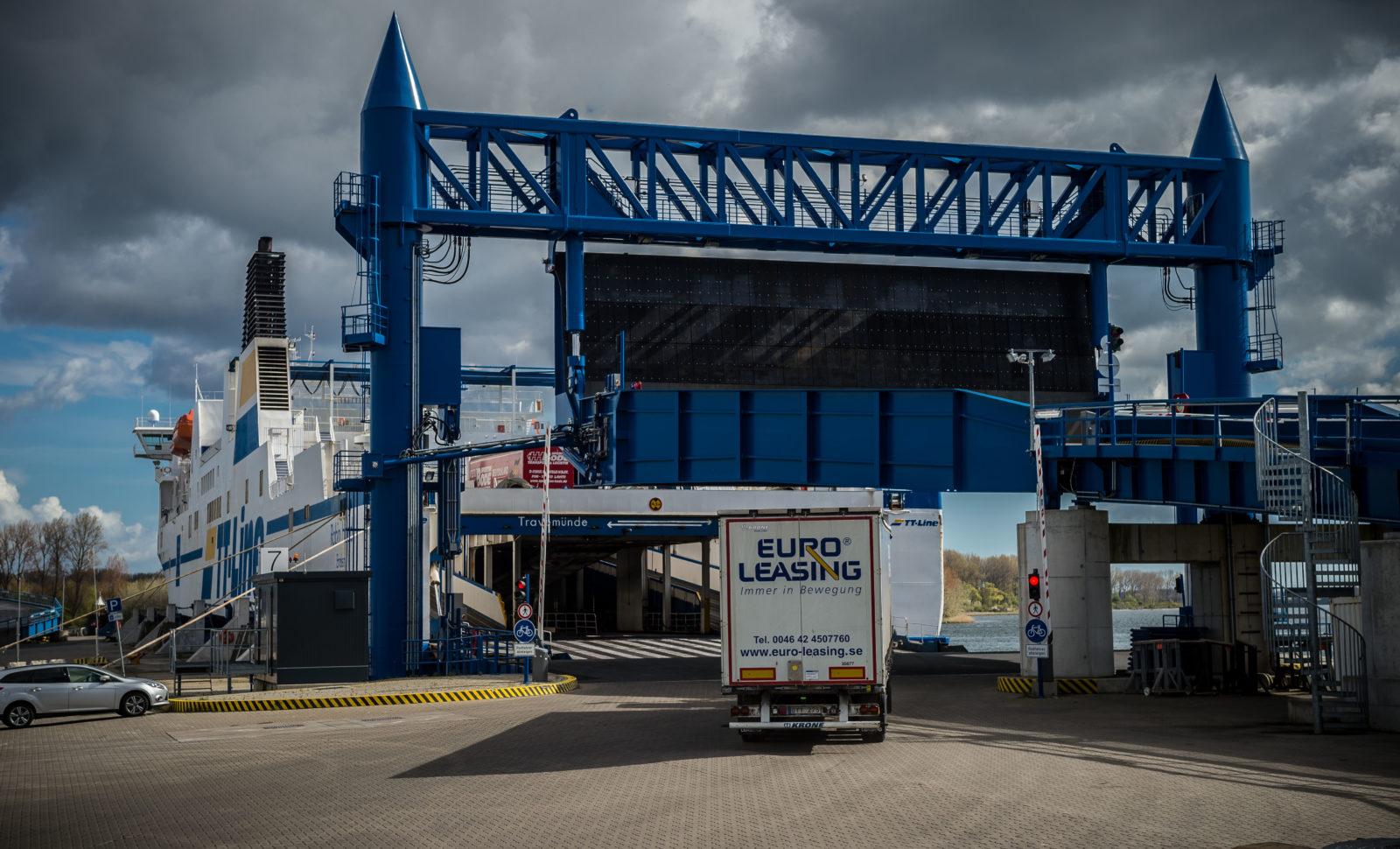 Neue Zugverbindung beschert dem Lübecker Hafen Mengenzuwachs