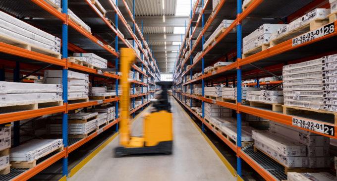 Kennzeichnung unterstützt mehr als 3,5 Mio. Kommissionierpositionen pro Jahr