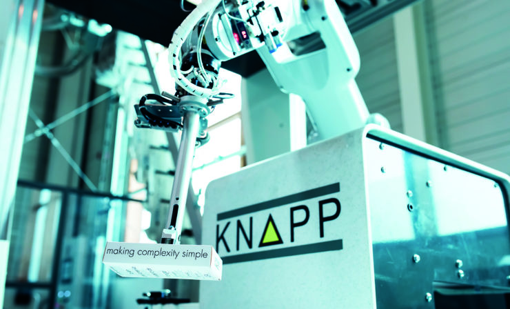 Erfolgreiches Wirtschaftsjahr für die KNAPP AG