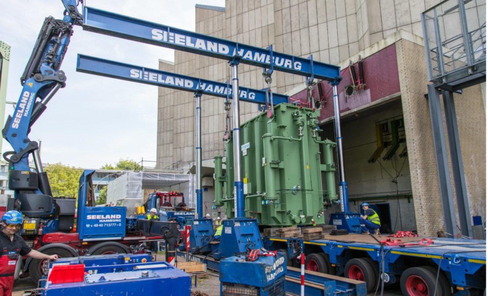 Siemens-Auftrag für Gustav Seeland