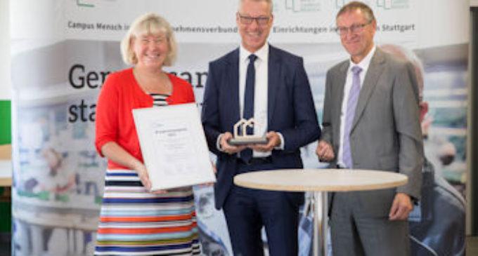 LGI gewinnt Campus Mensch Preis