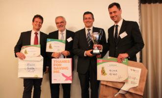 Anregender Austausch über Papiersäcke auf dem EUROSAC Kongress 2017