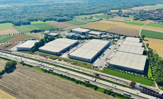 Prologis Leases 41,500 Square Meters in Munich