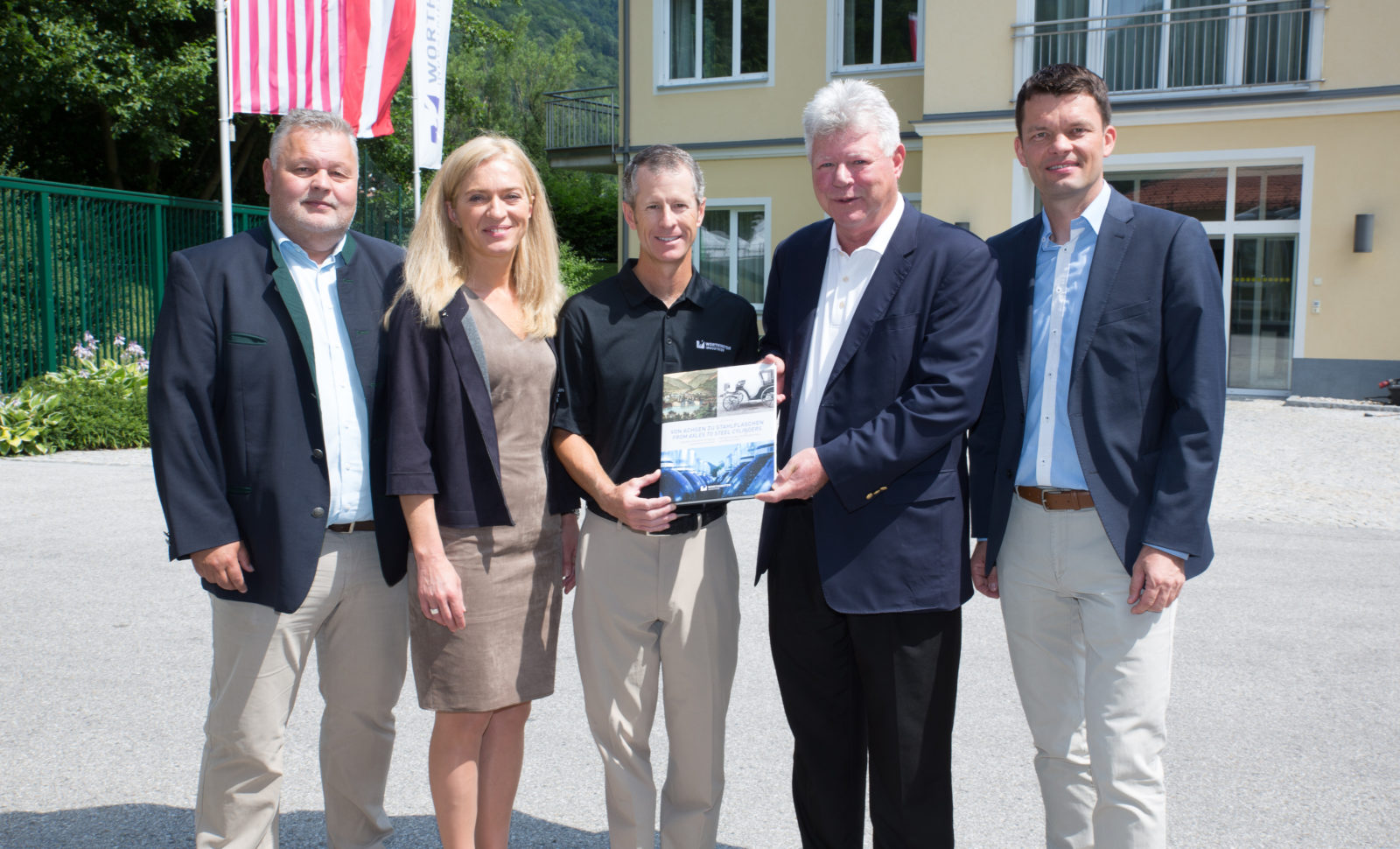 Worthington feiert 200 Jahre Jubiläum in Kienberg