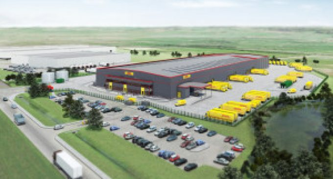 DHL to open 150,000 sq ft Avonmouth cross-dock