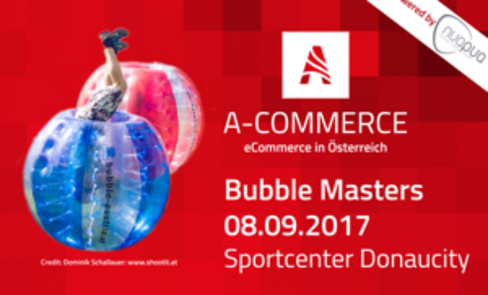 A-COMMERCE Bubble Masters – 09.08.2017