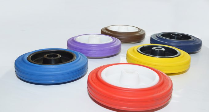 Produktserie erweitert: TORWEGGE bringt 400mm-STPK-Rad mit zur Motek